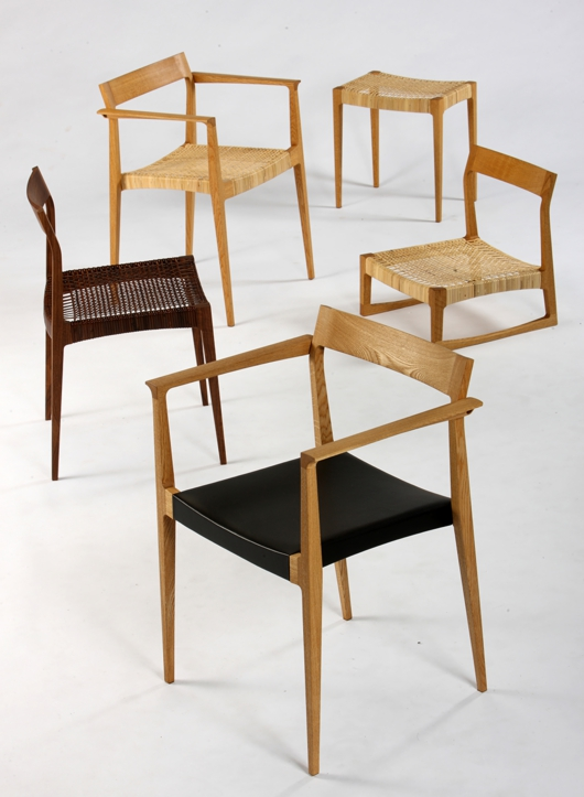 t chairs of tenon